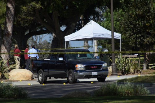 An Oceanside man was arrested Friday for the alleged murder of Mustafa Gordon, who was found dead in February 16 at Buddy Todd Park in Oceanside. Archive photo: Gina Yarbrough/San Diego County News