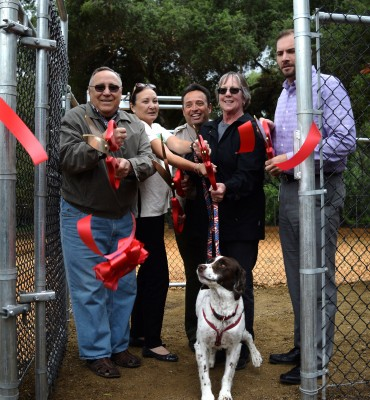 Fallbrook Opens Its First Leash-Free Dog Park