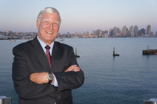 County Supervisor Greg Cox.