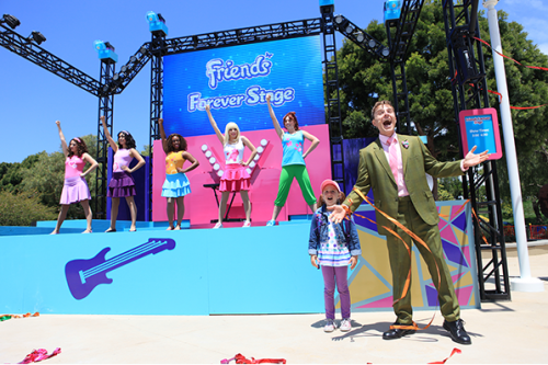 LEGOLAND California Resort Opens New LEGO Friends Heartlake City‏
