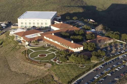 Ronald Reagan Library in Simi Valley, CA.