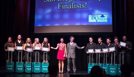 San Diego Students Named Finalist In 2015 Ben Vereen Awards