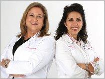 Dr. Tina J. Dhillon-Ashley and Dr. Tannaz E. Adib.