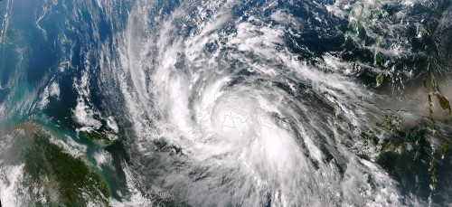Typhoons Likely To Intensify Under Moderate Climate Change Scenario