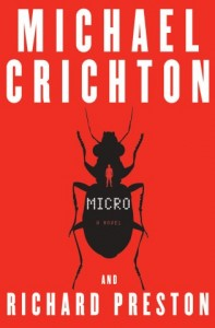 """Micro"" by Michael Crichton (Graphic: Business Wire)"
