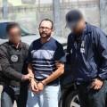 U.S. Immigration and Customs Enforcement agents arrests Julio Cesar Reyes-Rodriguez. Photo: ICE