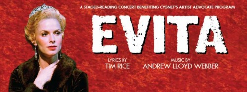 "Cygnet Theatre Presents ""Evita"" For Two Nights Only‏"