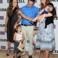 Duracell The Teddy Bear Premiere with Hilary Swank