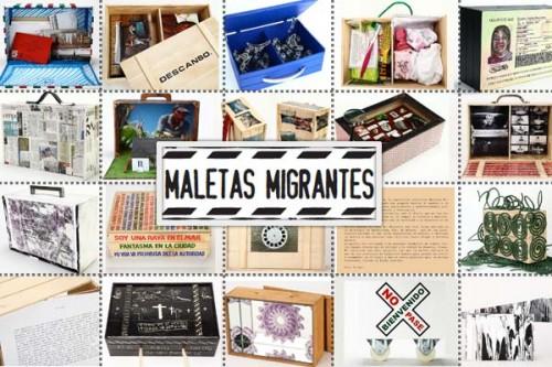 "New Americans Museum Presents ""Maletas Migrantes"" Exhibit"