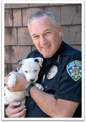 Chief MacKinnon Appointed To National Law Enforcement Council On Animal Protection