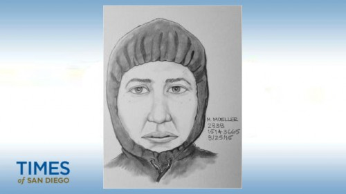 Sheriff's Deputies Search For Suspects Who Harassed 10 Year-Old Girl