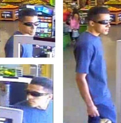 Crime Stoppers Offers Reward On Identity Of Walmart Attempted Robber