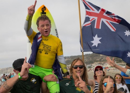 World Champions Crowned At ISA World Adaptive Surfing Championship‏