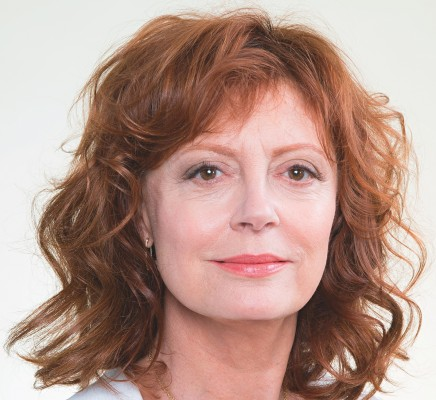 Actress Susan Sarandon Partners With Filmmaker, San Diego Film Festival For Social Justice Initiative