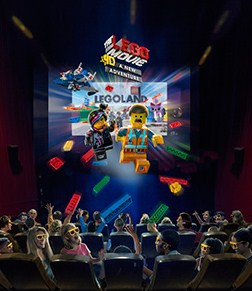 The Lego Movie 4D To Premiere At Legoland Resort