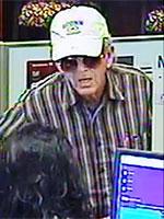 FBI Seek Identity Of Bank Robber