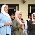 SDSU Students Rally Against Islamophobia