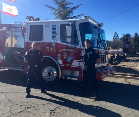 County, CAL FIRE Add Paramedic Engine Service To Julian