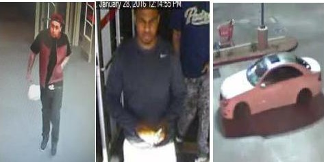 Police Search For Men Involved In Apple Watch Thefts
