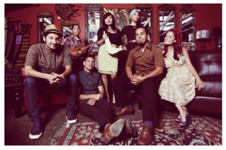 Las Cafeteras To Perform At Art Center