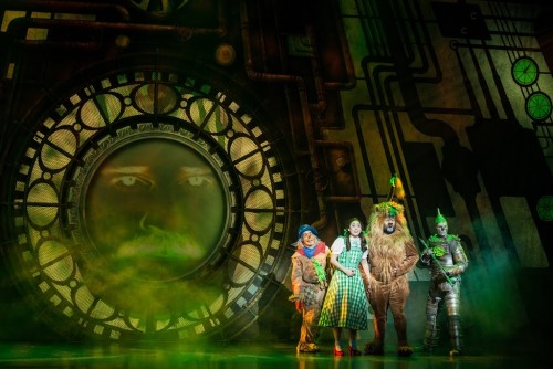 Wizard Of Oz Tour Comes To Civic Theatre