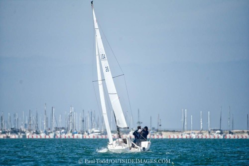 Bruce Golison And Crew Win The Helly Hansen NOOD Regatta San Diego Overall Title