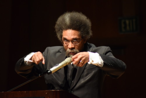 MiraCosta College Sponsored Town Hall Meeting On Campus Diversity With Dr. Cornel West