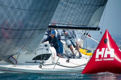 Helly Hansen NOOD Regatta Day Two Results