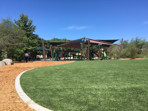 Felicita County Park Sports New Look