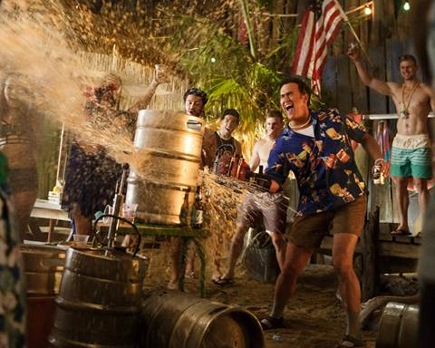"Starz Releases First Look At Second Season Of ""Ash Vs. Evil Dead"""