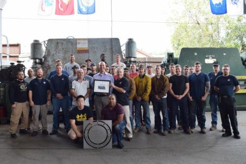 Gene Haas Foundation Provides Workshops For Warriors $250,000 Grant