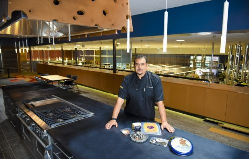 Chef James Montejano Joins Cardiff Seaside Market As Executive Chef