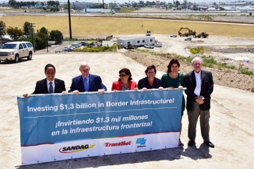 San Diego Region Invest $1.3 Billion Border Infrastructure