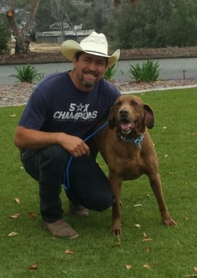 Dog Missing For Three Years Reunites With Owner