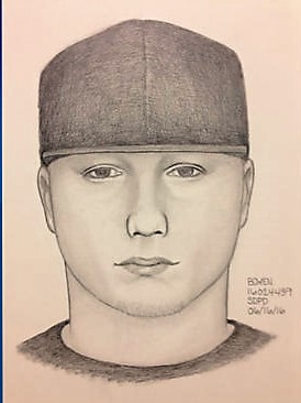 San Diego Police Need Assistance Identifying a Sexual Assault Suspect