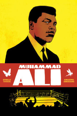 "Dark Horse To Publish Original Graphic Novel ""Muhammad Ali"