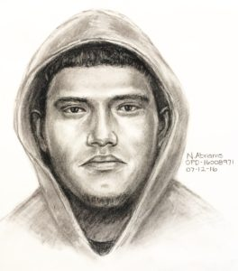 Oceanside Police Search For Suspect Who Assaulted Juvenile