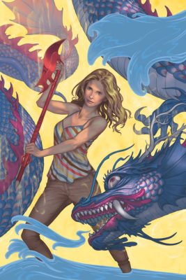 "Dark Horse And Joss Whedon Unveil ""Buffy the Vampire Slayer"" Season 11"