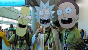 Photo Gallery: San Diego Comic Con Costumes