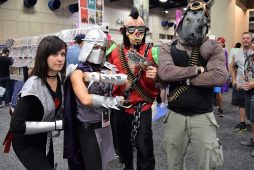 Tips For First-Time San Diego Comic-Con International Convention-Goers