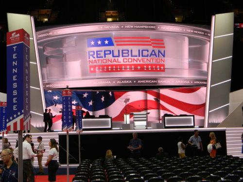 Photo Gallery: Republican National Convention In Cleveland