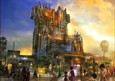 Disney California Adventure Park Brings Guardians Of The Galaxy To A Rocking New Attraction