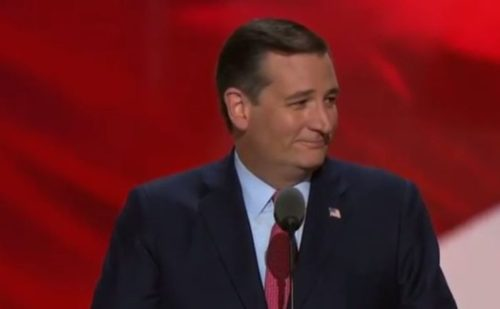 Ted Cruz Throws a Sucker Punch to Trump Throwing the Convention in Panic Mode