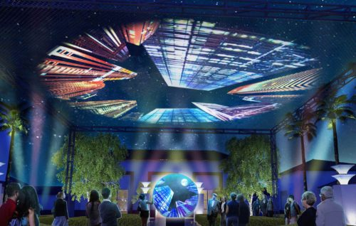 Los Angeles' Union Station Unveils New Interactive 4-D Experience