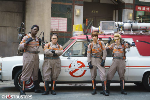 'Ghostbusters' Fetches Four Heroines to Fight Ghoulish Goo Makers Premiering July 15