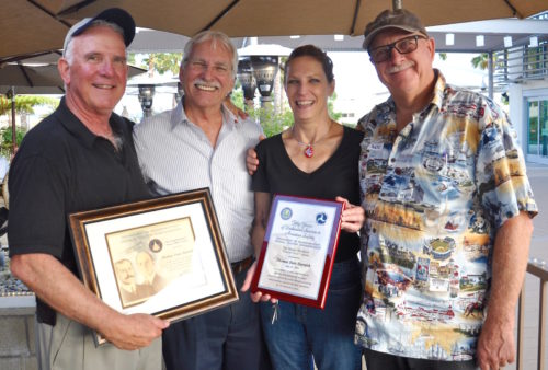 Carlsbad Pilot Receives Wright Brothers Master Pilot Award