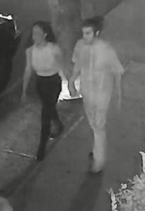 Authorities Seek Couple's Identity In Connection With Pacific Beach Hit And Run