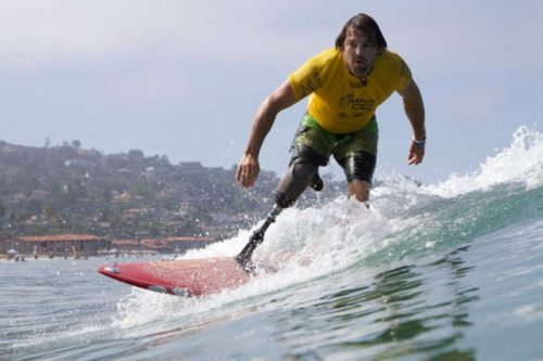 Stance ISA World Adaptive Surfing Championship Returns To La Jolla