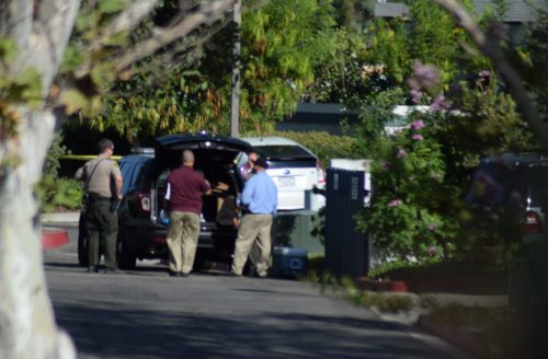 Wanted Suspect Shot By Deputies In Vista