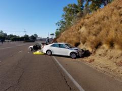 Female Motorist Dies In Vehicle Collision In Escondido